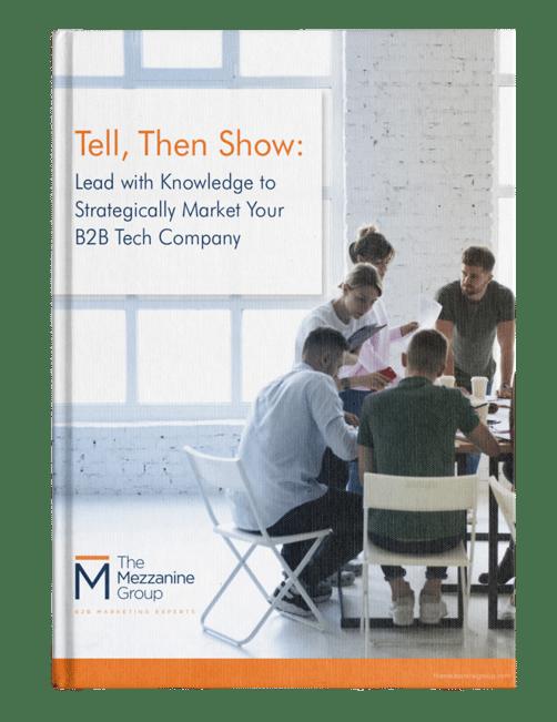 How To Strategically Market you B2B Tech Company