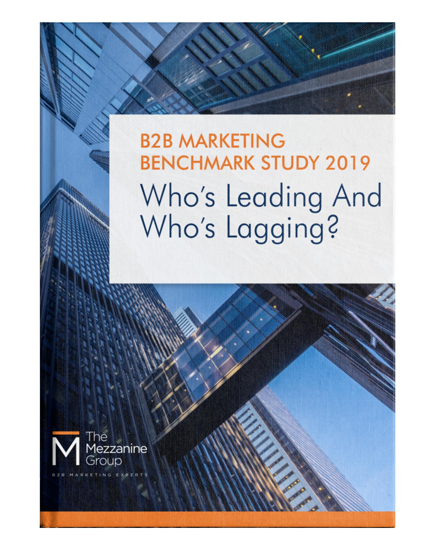 B2B Marketing Benchmark Study 2019-1